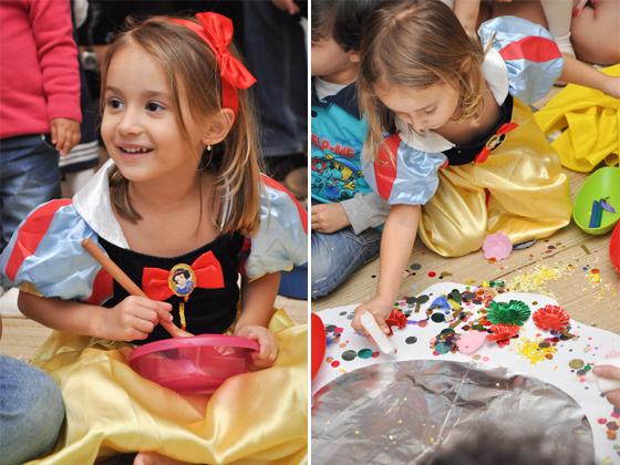 decoracao para festa infantil branca de neve:Festa Infantil