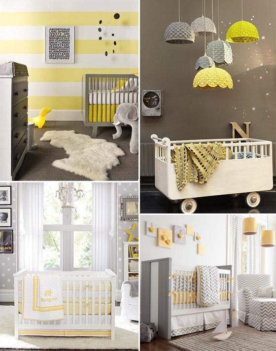 decoracao de quarto de bebe azul e amarelo:Quarto do Bebê